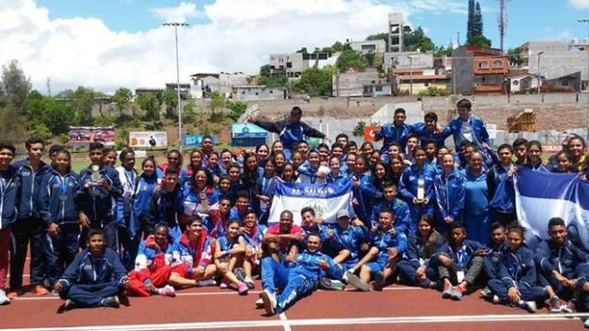 El Salvador se corona campeón absoluto de los juegos del CODICADER