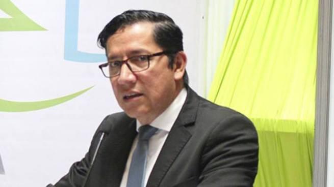 Sánchez Cerén nombra a Eliud Ayala como ministro interino de Obras Públicas