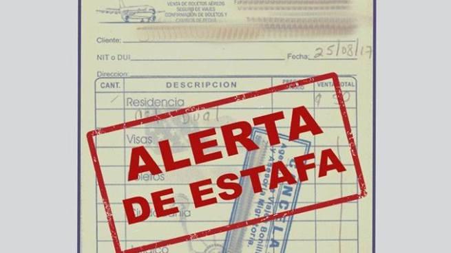 Embajada de EE.UU denuncia estafa de empresas de asesoría migratoria en el país