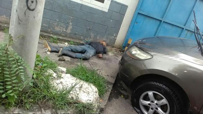 Empleado de un Carwash es asesinado a balazos en San Salvador