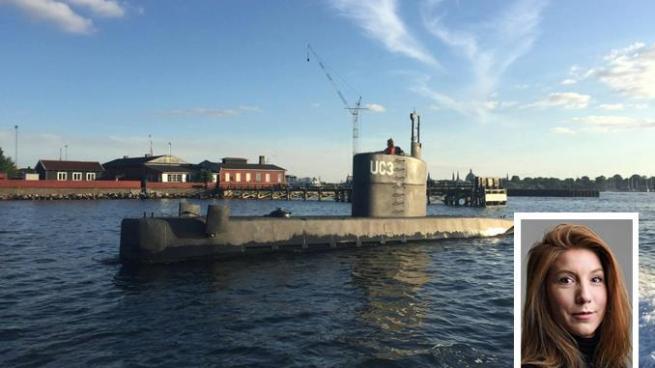 Encuentran cuerpo mutilado de periodista sueca desaparecida en un submarino