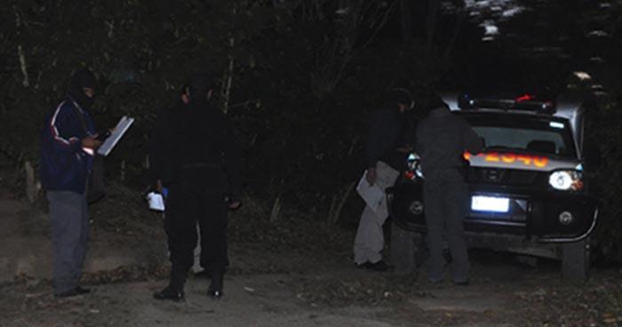 Mujer muere durante enfrentamiento entre policías y pandilleros en Ahuachapán