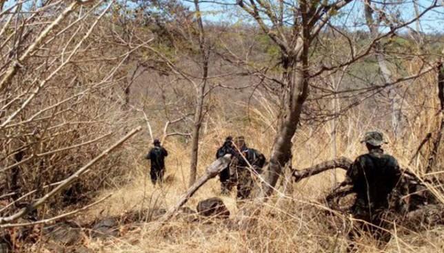 Pandillero es abatido a balazos tras atacar una patrulla policial en Ilobasco