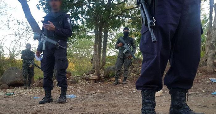 Pandillero cae abatido tras enfrentarse a agentes de la PNC en Conchagua