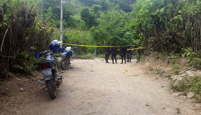 Mueren tres pandilleros tras ataque armado contra agentes de la PNC en Panchimalco