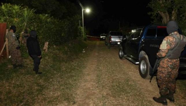 Pandillero pierde la vida tras enfrentarse a policías y soldados en San Sebastián, San Vicente