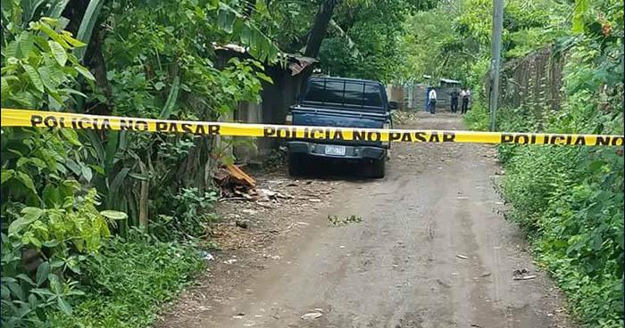 Enfrentamiento en Usulután deja un pandillero herido y otro más capturado