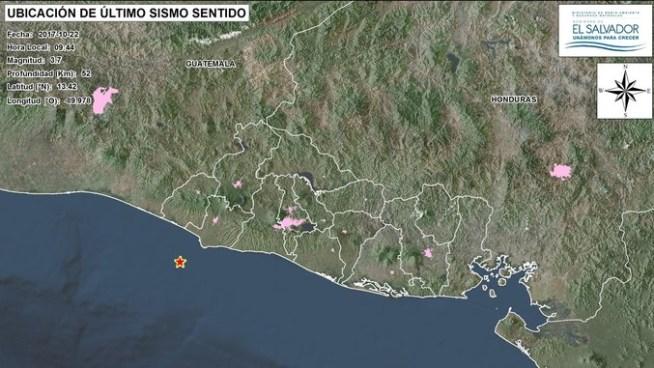 Más de 100 sismos por enjambre en La Unión