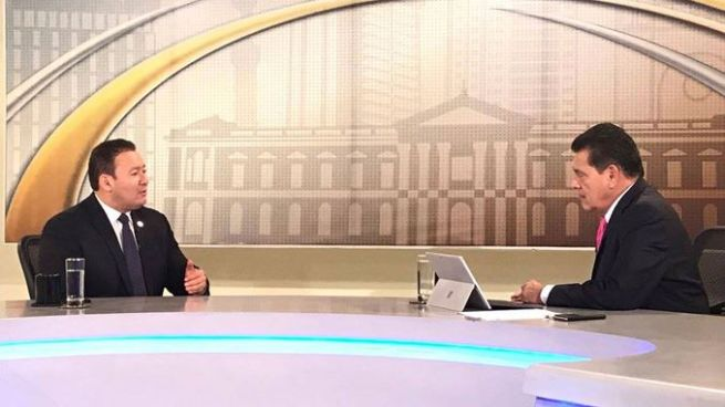 """Gallegos: """"GANA no votará por una propuesta que vaya en contra de los cotizantes"""""""