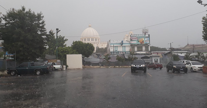 Ingreso de humedad provocará lluvias aisladas en distintos puntos del territorio nacional