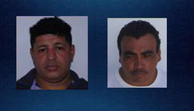 Policía arresta a dos estafadores en la ciudad de Usulután