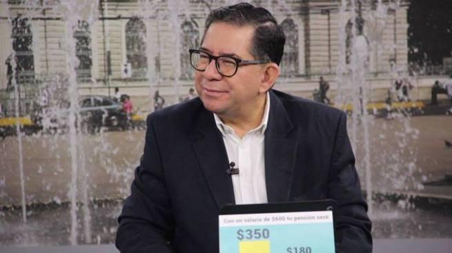 """Eugenio Chicas: """"La nueva estrategia de seguridad ha llegado para quedarse"""""""