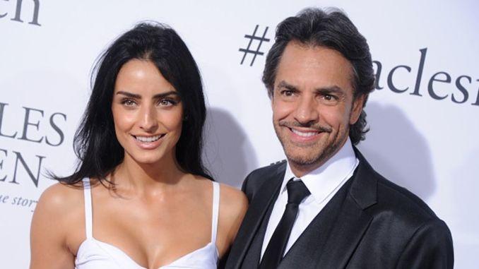 Eugenio Derbez revela por accidente el posible sexo del bebé de Aislinn