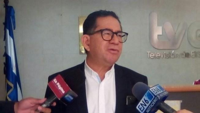 Eugenio Chicas acusa a ARENA de buscar recortar el presupuesto 2018