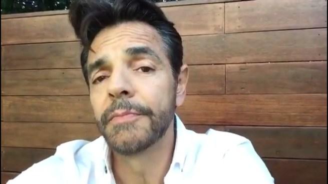 Vídeo: Mensaje de Eugenio Derbez tras el sismo de 7.1 en México