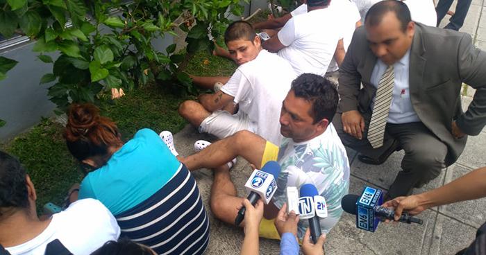 Envían a prisión al exalcalde de La Libertad junto a pandilleros capturados en la Operación Tsunami