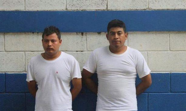 Capturan en Sonsonate a operadores de ruedas mecánicas por el delito de extorsión