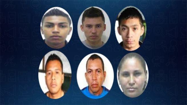 Condenan a una banda de extorsionistas que operaba en Morazán