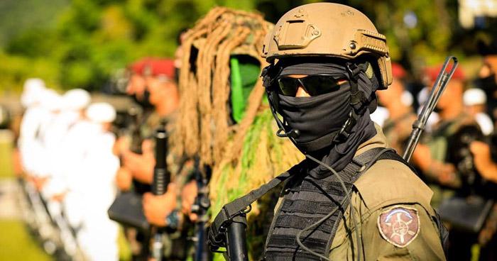 FMLN rechaza que la Fuerza Armada apoye tareas para reducir el delinquir de Pandillas