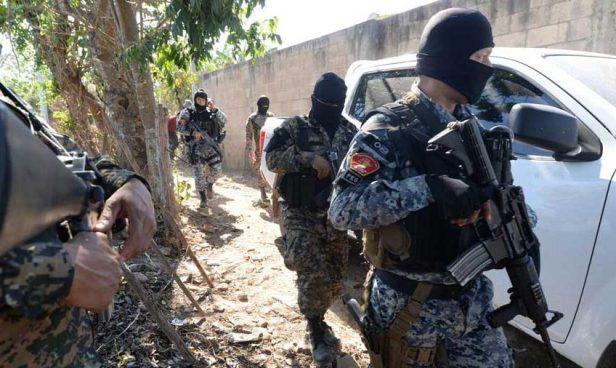 Dos pandilleros fallecidos tras enfrentamiento con miembros de la FES