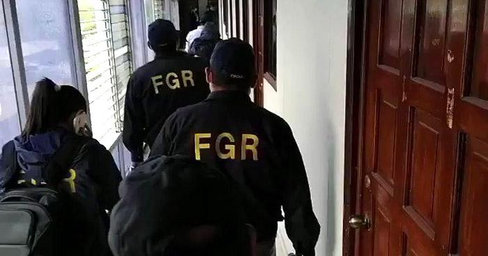 Fiscalía allana la Asamblea Legislativa por Plazas Fantasma