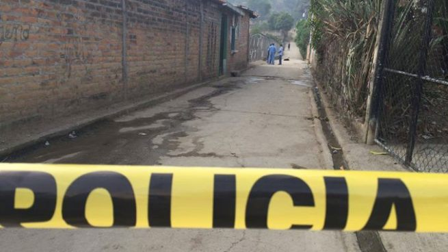 Tres escenas de muerte violentas en diferentes puntos del país