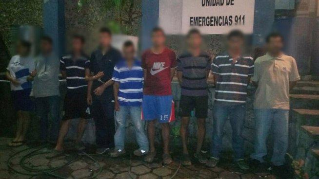 Continúan operativos para la captura de miembros de pandillas en diferentes puntos del país