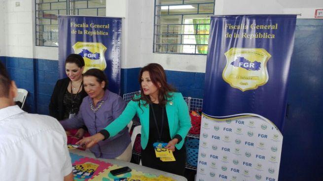 """Inauguran programa: """"La Justicia También es Para Mí"""""""