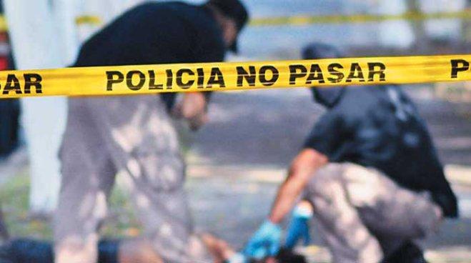 La FGR reporta más de 5 homicidios en diferentes puntos del país