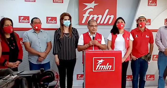 """FMLN acepta derrota en elecciones y asegura """"reestructuración profunda"""""""