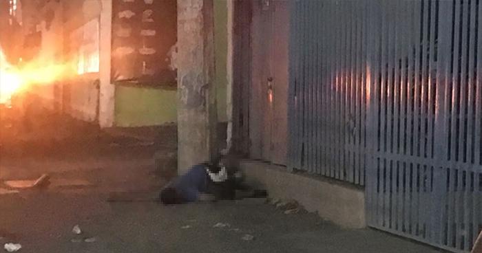 Hombre muere tras ser atropellado en la avenida Roosevelt de San Miguel