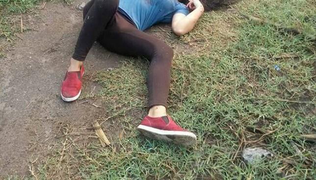 Asesinan a una joven sobre el bulevar Constitución en San Salvador