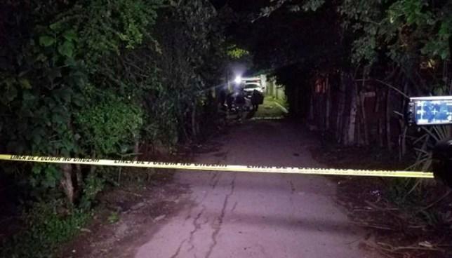 Criminales asesinan a balazos a una joven en la colonia Dolores de Guazapa