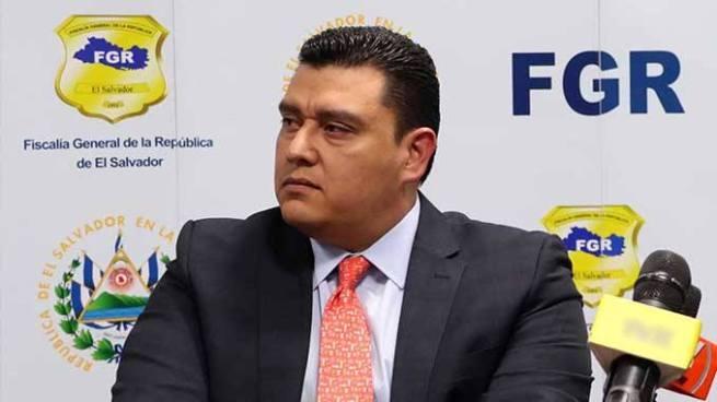 Renuncia jefe fiscal encargado de dirigir el caso tregua