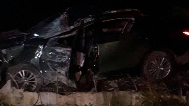 Trágico accidente deja un muerto y dos lesionados sobre la carretera de Quezaltepeque a Opico