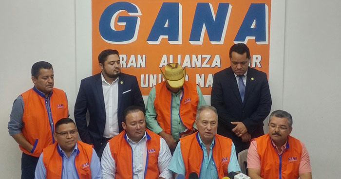 GANA aún no descarta una posible coalición con Nayib Bukele