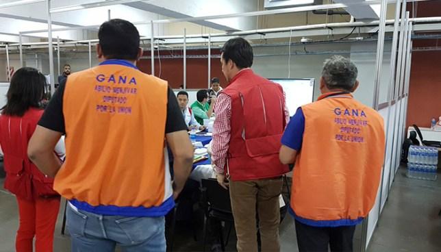 FMLN y GANA se retiran de las mesas de escrutinio por supuestas irregularidades