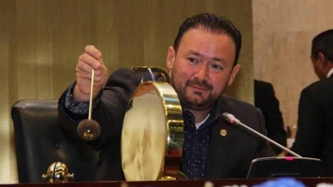Guillermo Gallegos busca la legalización de la pena de muerte en El Salvador