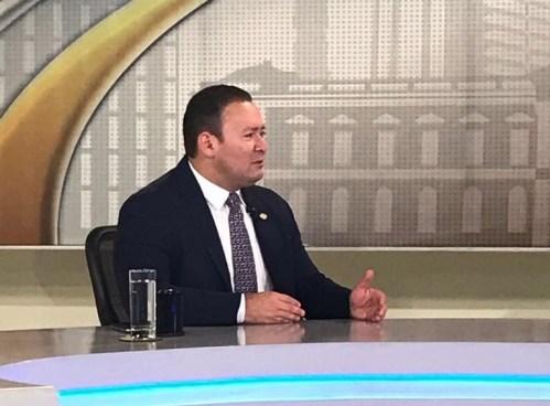 Guillermo Gallegos asegura que GANA no busco a ARENA para hacer coaliciones