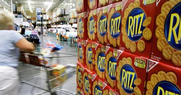 MINSAL pide retirar del mercado galletas Ritz por presunta contaminación de Salmonella