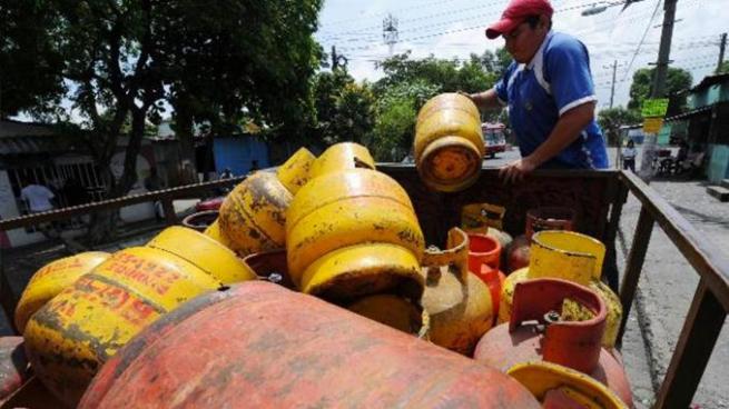 Nueva alza en el precio del gas propano para el mes de diciembre
