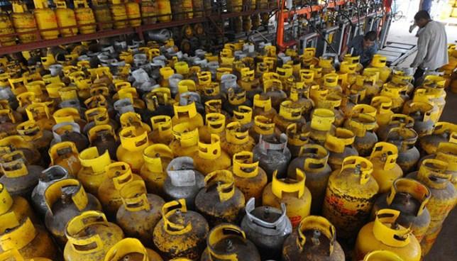 Cilindros del gas licuado bajan de precio a partir de este día