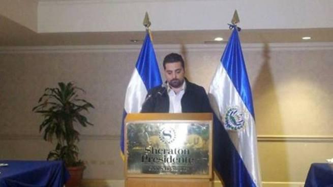 Gerardo Awad pide a ARENA agilizar inscripción para elecciones internas