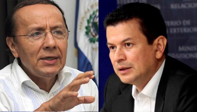 Analistas políticos descartan a Gerson y Hugo Martínez como candidatos a la presidencia por el FMLN