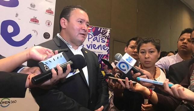 Guillermo Gallegos viajará a EE.UU para abogar por el TPS de los Salvadoreños