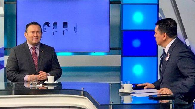 Diputado Gallegos en contra de reforma que impide conocer a donantes de partidos