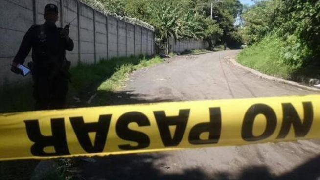 Matan a disparos a un hombre en Coatepeque, Santa Ana