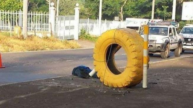 Encuentran cadáver de un hombre en el desvió de Chinameca, San Miguel