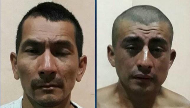 Policía arresta a dos peligrosos homicidas en Ciudad Delgado, San Salvador