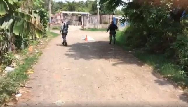 Hombre es asesinado a balazos en el cantón San Julián de Acajutla